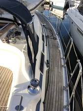 Northern Breeze 8 Port side deck