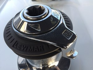 Northern Breeze 22 Lewmar Winches