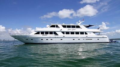 Hargrave motor yacht SEA STAR - Main