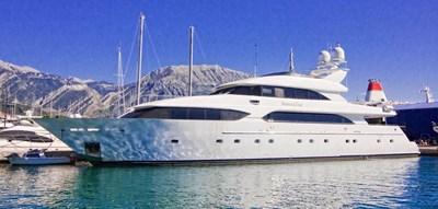 MONGOOSE 0 MONGOOSE 2001 WESTSHIP Westship 140 Motor Yacht Yacht MLS #264017 0