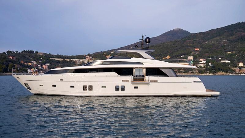 Motor Yacht DINAIA