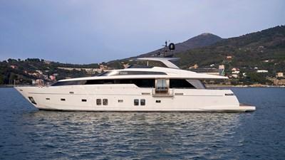 SANLORENZO SL106 1 Motor Yacht DINAIA