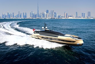 Dynamiq GTM90 cruising