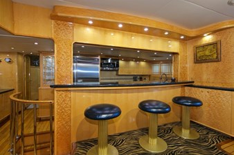Galley Counter Seating