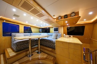 Pilothouse Seating