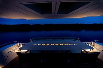 Whitehaven 6100 Coupe' 3 Aft Deck