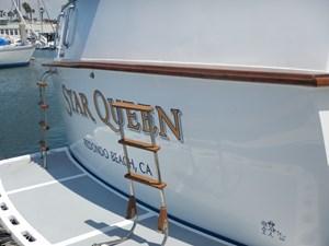 STAR QUEEN 57' JG stern