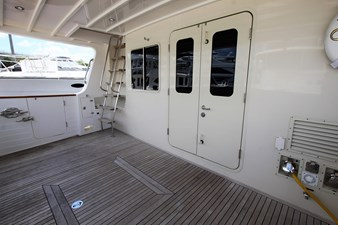OLYMPIA Aft Deck