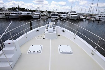 OLYMPIA Fore Deck