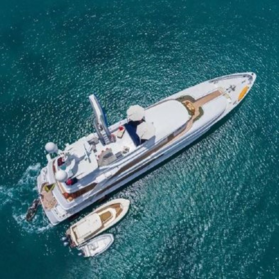 AT LAST yacht for sale