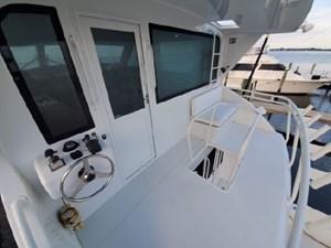 72' Viking 72 Enclosed Bridge 31 32
