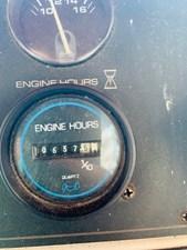 29 Tom Foolery 1990 Carver Santego 34 engine hours