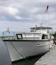 TIVA 4 Port bow