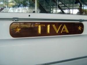 TIVA 6 Name plate