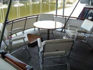 Aft deck from starboard