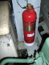 TIVA 33 Fire supression