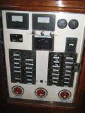 Master electrical panel