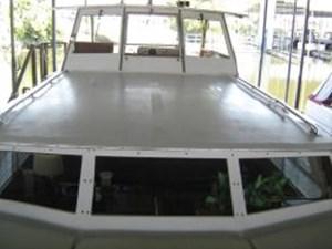 TIVA 41 Cabin top