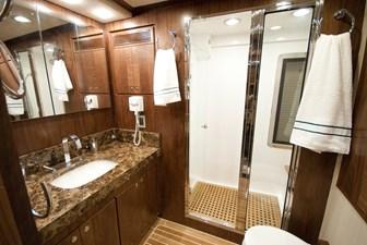 RED PEARL 15 main deck master bath room