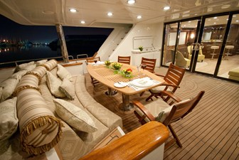 RED PEARL 5 main aft deck