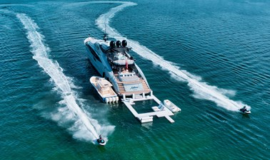 ANDIAMO 4 ANDIAMO 2007 PALMER JOHNSON 150 SportYacht Motor Yacht Yacht MLS #264284 4