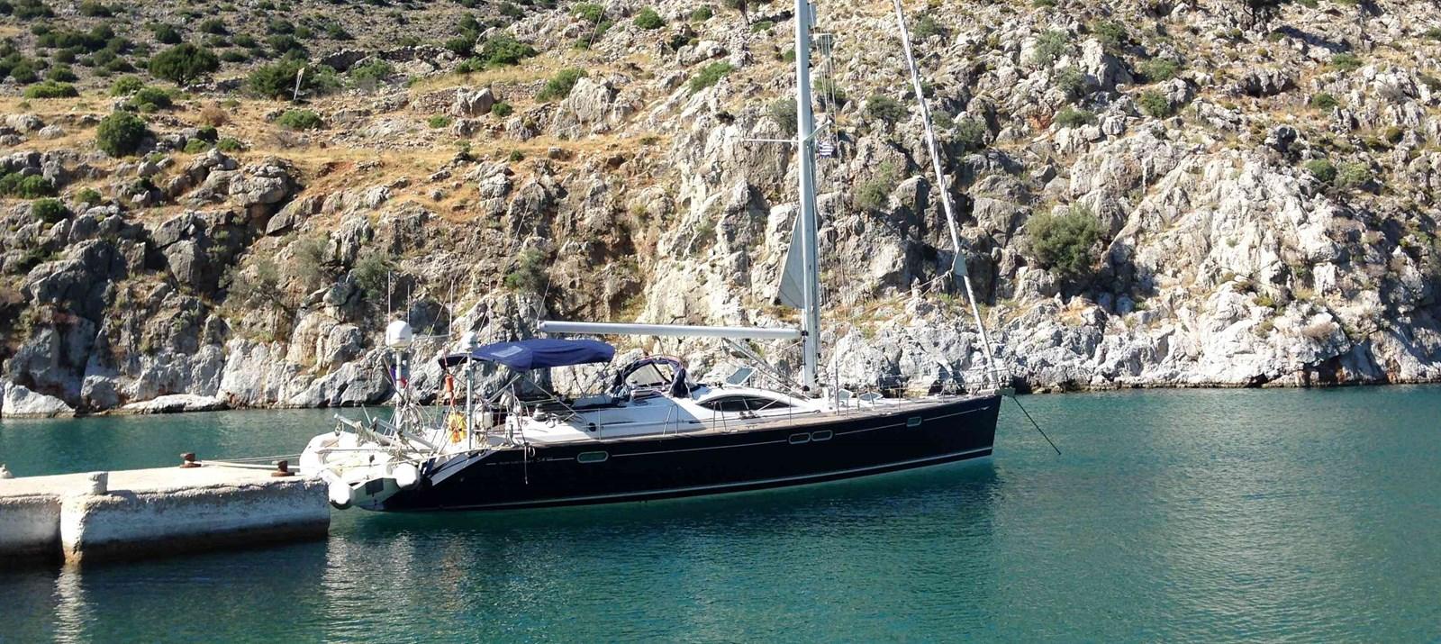 FOXY SUN ODYSSEY 54 DS yacht for sale