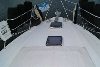 116 Foredeck Covers