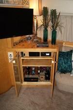 224 Salon Liquor Cabinet
