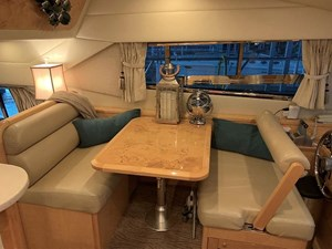230 Dinette Table to Port