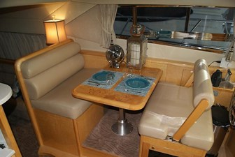 232 Dinette Table to Port