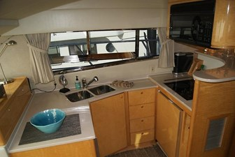 238 Galley to Starboard