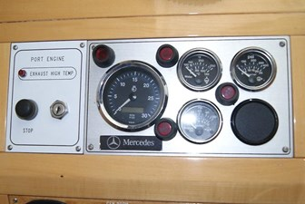 311 Port Engine Panel