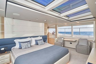 PRINCESS 30M -  Cabin