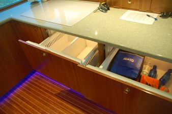 SubZero drawers