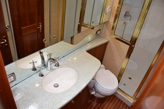 Guest head and shower