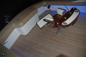 Cockpit with lighting