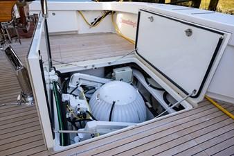 Cockpit - Seakeeper Access
