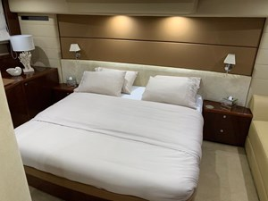 PRINCESS 62 Master Bedroom