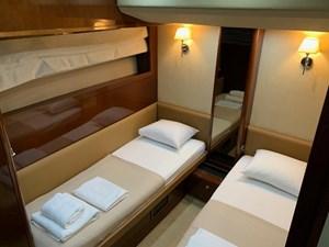 PRINCESS 62 Cabin