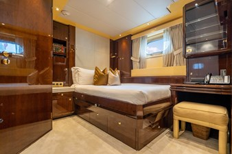 Guest Stateroom, Forward Port