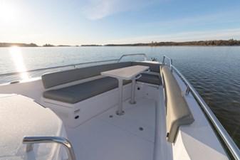 Axopar 28 Cabin BRABUS Trim 3 Axopar 28 Cabin BRABUS Trim 2020 AXOPAR 28 Cabin BRABUS Trim Sport Yacht Yacht MLS #264544 3