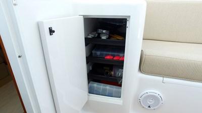 Starboard Side Storage