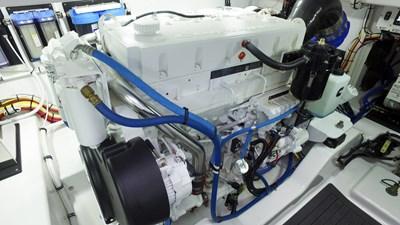 Engine Starboard Side