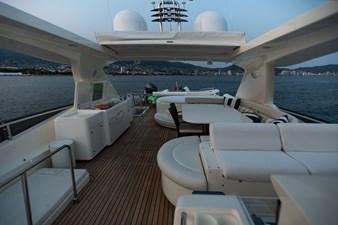 RICACHA 2012 Ferretti 830 @ Acapulco 4