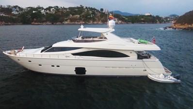 RICACHA 2012 Ferretti 830 @ Acapulco 264605