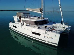 2018 Fountaine Pajot Lucia 40 Forget Me Knot