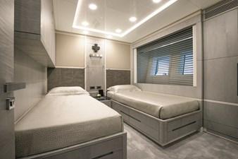 012Benetti Fast 125' Lejos3_Guest Cabin
