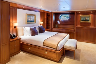 ZENJI 6 ZENJI 2004 PERINI NAVI  Cruising Ketch Yacht MLS #264747 6