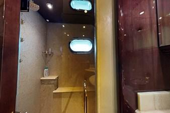 Walk-in-marble-shower