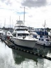 HATTERAS  52 - KING FISHER